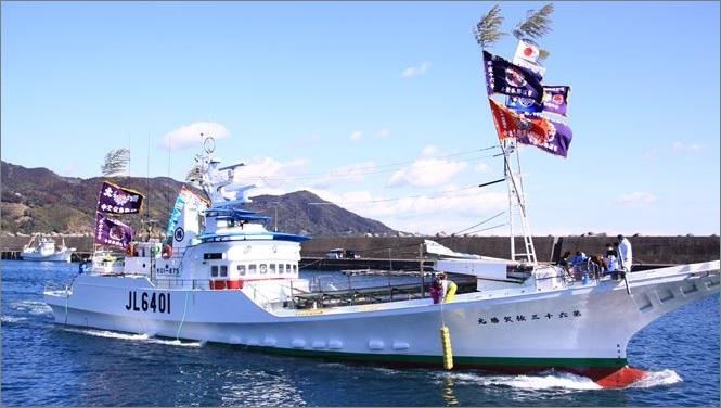 漁船紹介 | 佐賀勝丸